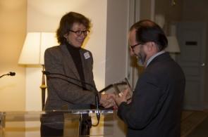 Remise des prix de la fondation à l'Institut de France