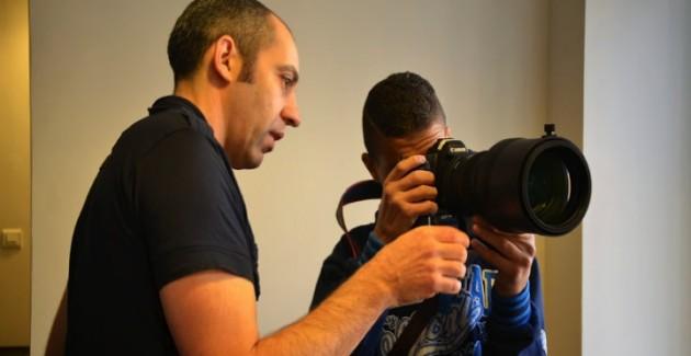 Atelier de production audiovisuelle