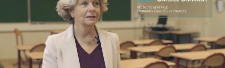 Carole Diamant nommée Chevalier de la Légion d'honneur