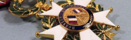 Carole Diamant nommée Officier de la Légion d'honneur