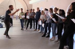 Formation des professeurs à l'Opéra Comique – Interview de Sarah Koné